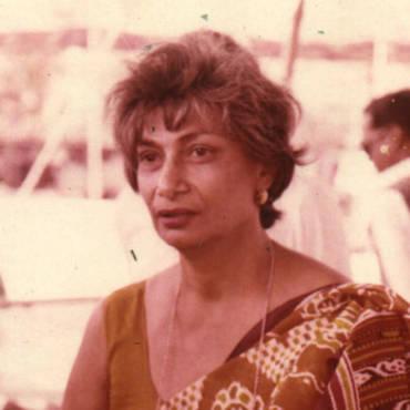 Dr. Zarina Fazalbhoy