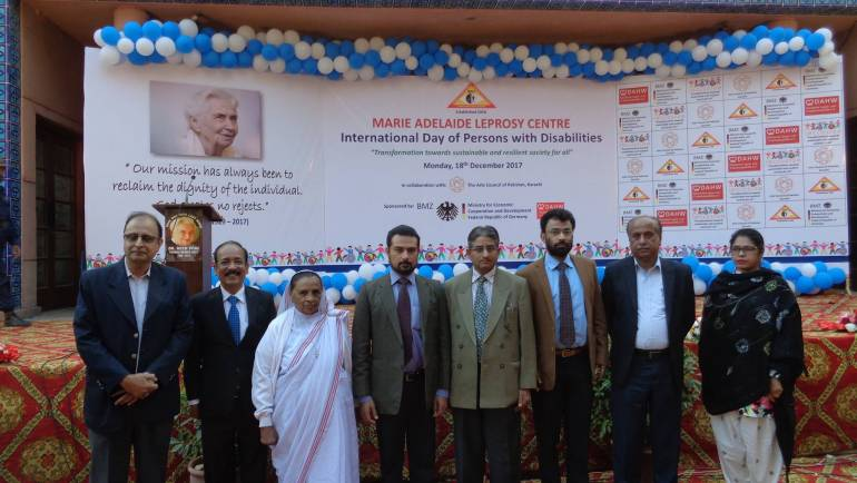 MALC celebrated International Day for Persons with Disabilities (PwDs)