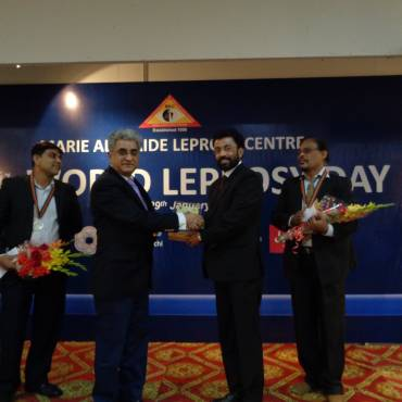 MALC celebrates 65th WORLD LEPROSY DAY