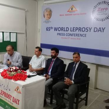 MALC held a press conference to commemorate 65th World Leprosy Day.