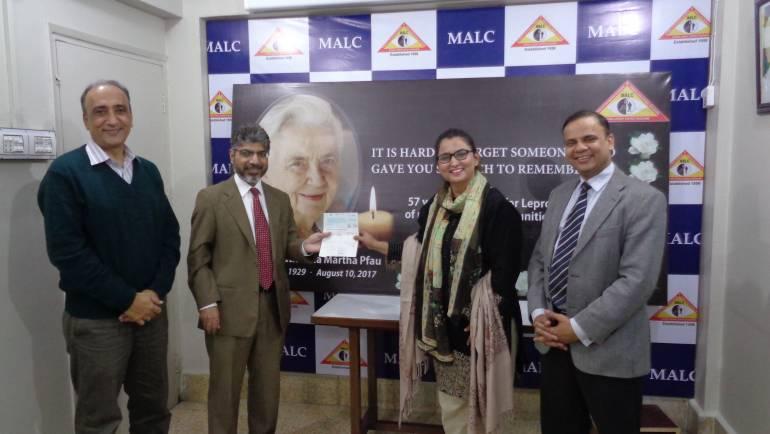 HBL Islamic supports MALC.