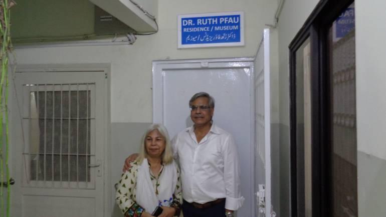 Murad Jamil visits MALC