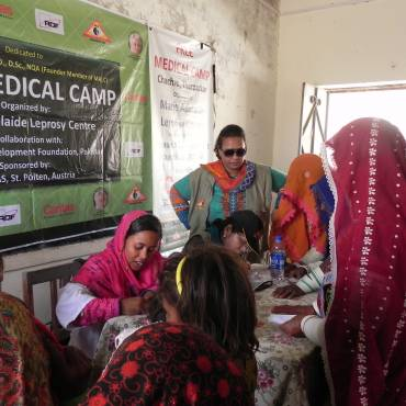 Free Medical Camp in Chachro – Tharparkar