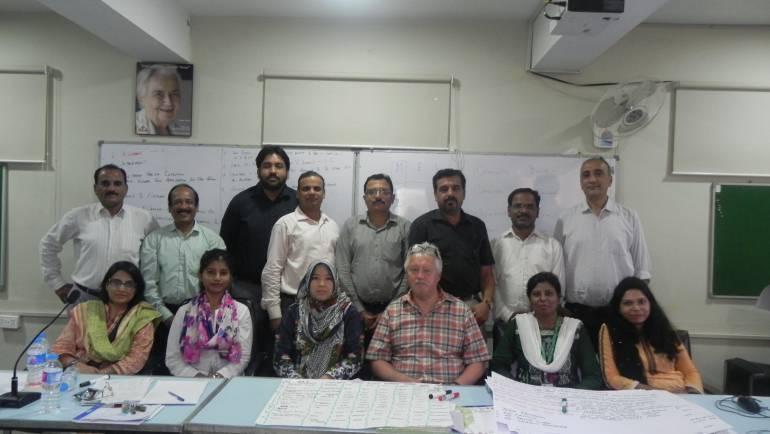CBID workshop facilitated by DAHW