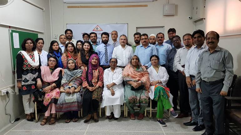 CBEC, SIUT conducts Bioethics session at MALC