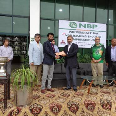 National Bank of Pakistan supports female ward at MALC hospital