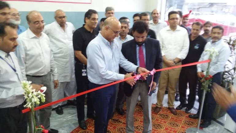 Inauguration ceremony of Humqadam Community Clinic, Shekhupura – Punjab