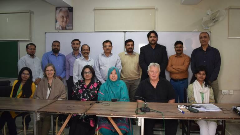 Community Based Rehabilitation Monitoring & Evaluation Training