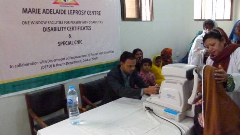 One Window Activity for S-CNIC and Disability Certificates
