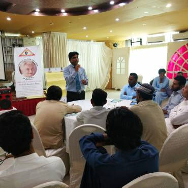Leprosy Awareness Session in collaboration with Attia and Abuzafar Trust