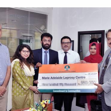 PPL re-adopts MALC Turbat Centre, Balochistan