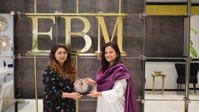 English Biscuit Manufacturers Pvt. Ltd. receives Dr. Ruth Pfau CSR award