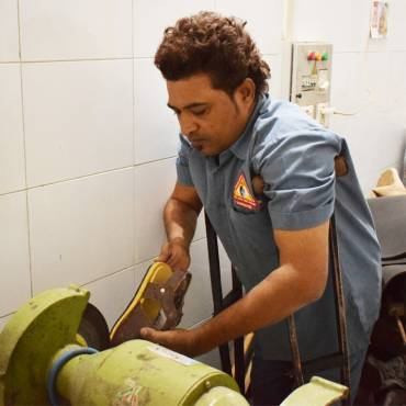 Life with Polio – Sohail Sardar's story