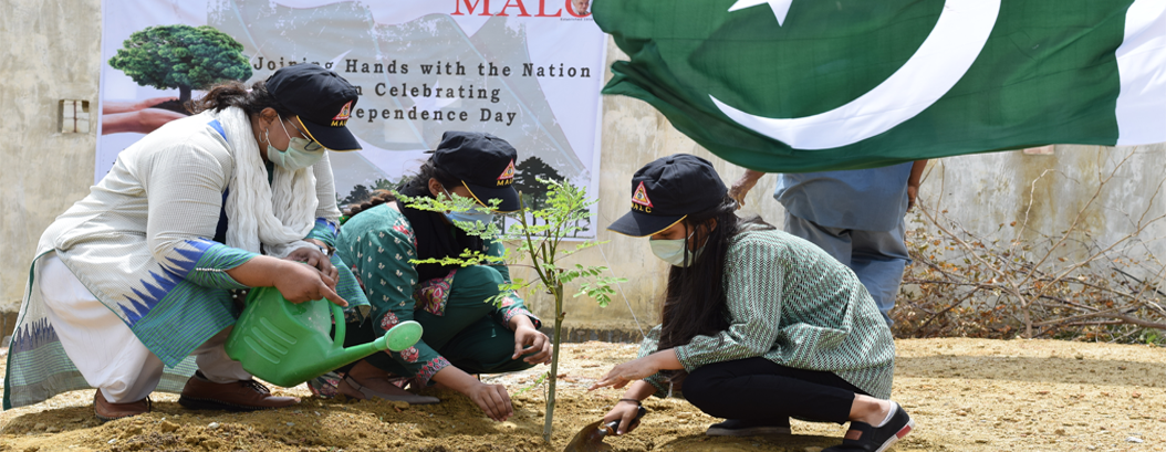 MALC joins hands with the Nation in Tree Plantation Drive