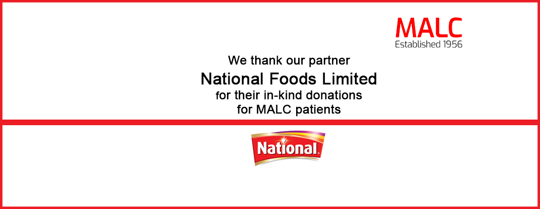 National Foods Ltd supports MALC