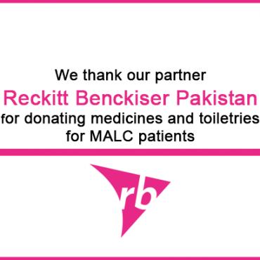 Reckitt Benckiser Pakistan supports MALC