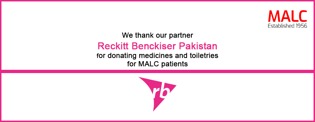 Reckitt Benckiser Pakistan supports MALC