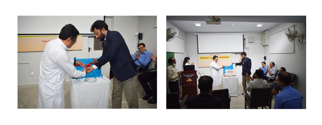 MALC CBM CBID Project – Project Launch Ceremony