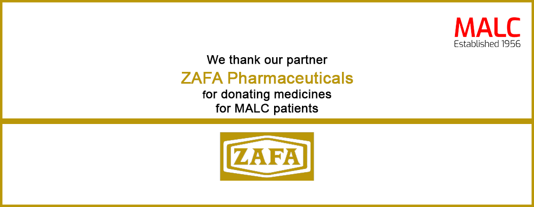 ZAFA Pharmaceuticals donates medicines